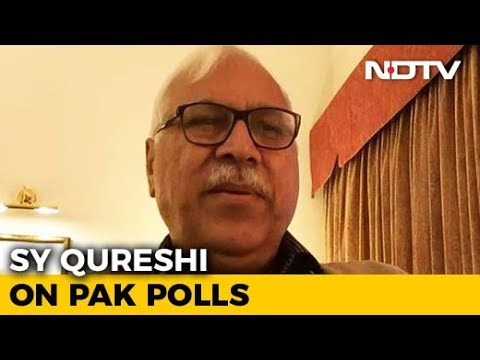 Pakistan Elections Free And Fair, Says Indian Observer SY Quraishi