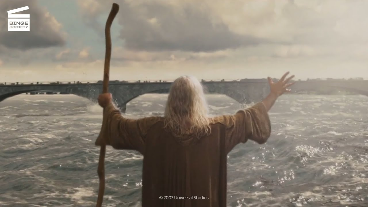 Download Evan Almighty: The flood comes HD CLIP