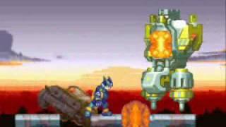 Megaman Zero 2 - Intro Stage
