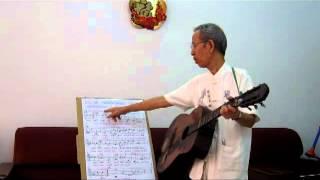 Hoc Guitar bai 16 - dieu rumba/ bolero/ chachacha - Nang chieu