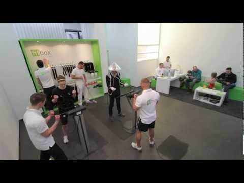 Harlem Shake - Fitness Edition by fitbox Team