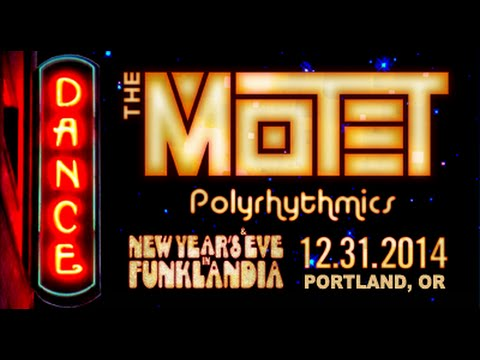 McMenamins Presents New Year's Eve in Funklandia w/ The Motet