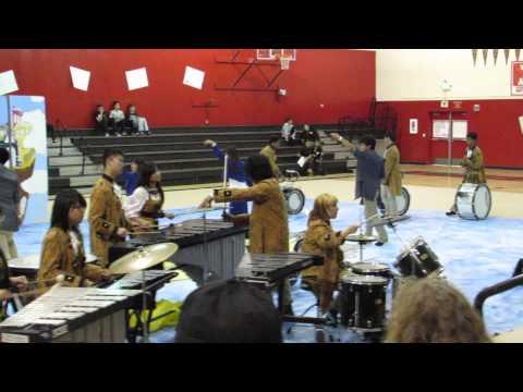 Jefferson High School Daly City, CA Drum Line 2014