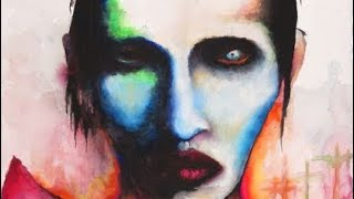 Marilyn Manson - PAINT YOU WITH MY LOVE (Music Video)