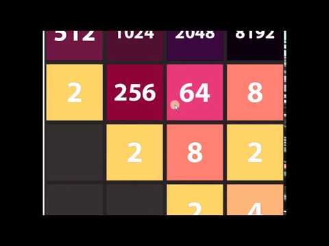 Моя игра 2+2 (куб на 16384)