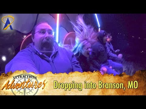 Dropping Into Branson, Missouri - Attractions Adventures