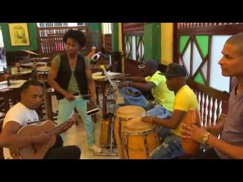 Son Tradición - Changüí - La Habana, Cuba