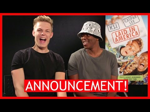 LAID IN AMERICA PREMIERE WITH KSI!?