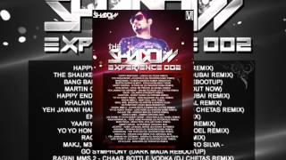 Shadow Experience Vol.02   DJ Shadow Dubai   2015