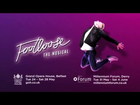 Footloose at The Grand Opera House