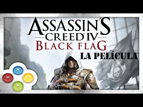 Assassins Creed 4 Black Flag Pelicula Completa Español
