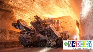 Добыча и производство соли. MADE.BY