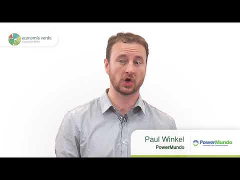 Paul Winkler - Power Mundo