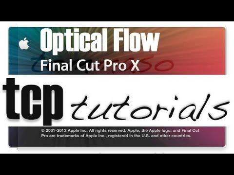 Come usare Optical Flow con Final Cut Pro X per slow motion