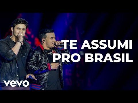 Matheus & Kauan - Te Assumi Pro Brasil