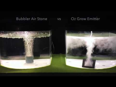 Bubbler Air Stone Vs Emitter