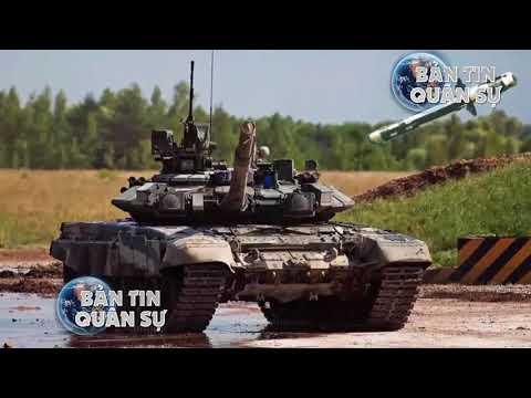 Việt Nam công bố hình ảnh tăng T-90S
