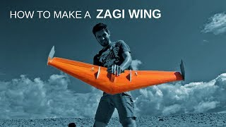 Gambar cover How to make an RC flying wing