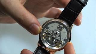 Arnold & Son Time Pyramid Watch Review