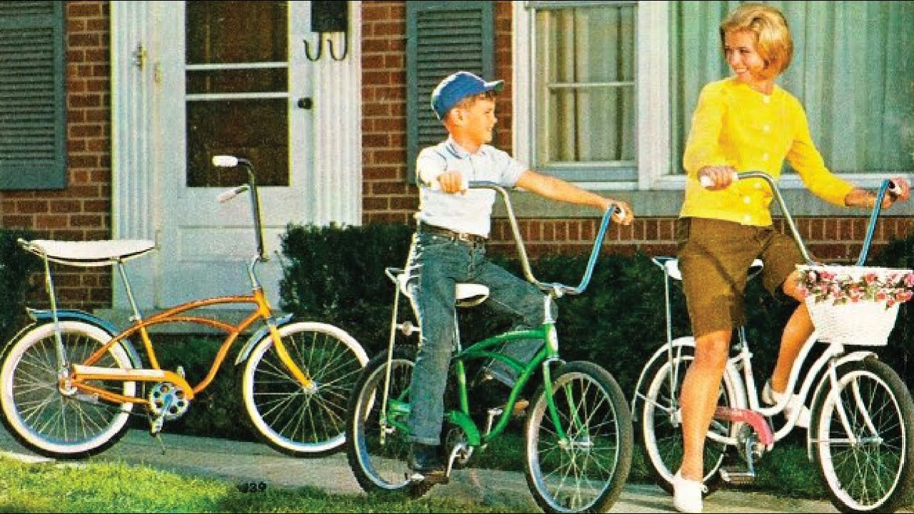 Sting-Ray by Schwinn, the bike that changed cycling - Life in America