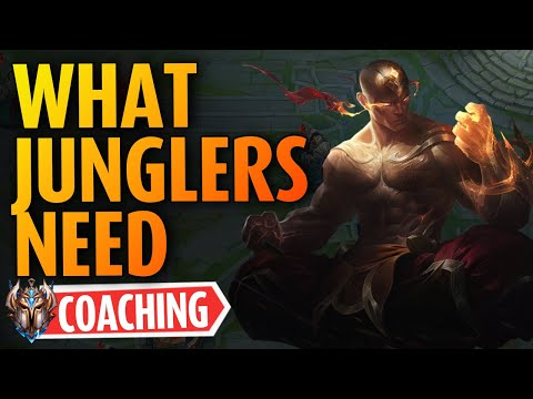 What JUNGLERS need to do to CARRY games - Challenger LoL Coach