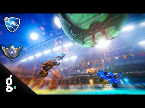 The LOR Games | Fairy Peak! vs. Eekso | Rocket League thumbnail