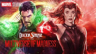 Wandavision Doctor Strange 2 TOP 10 Predictions - Marvel Phase 4