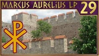 Total War: Attila - Eastern Roman Empire & History - Ep. 29 (East Germanic Attack)