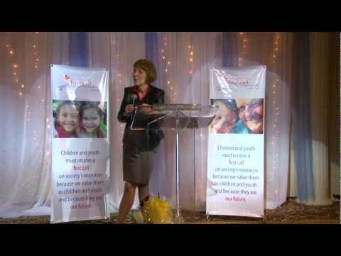 Cindy Blackstock: Equity, Human Rights, and how we are failing Aboriginal children