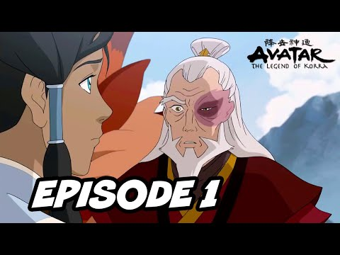 The Legend Of Korra Season 3 Episode 1 And 2 - Zuko Top 10 WTF And Easter Eggs