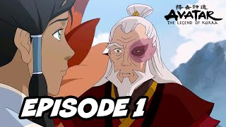 The Legend Of Korra Season 3 Episode 1 and 2 - Top 10 Moments