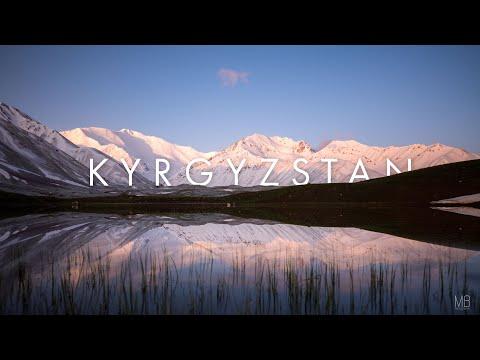 KYRGYZSTAN | Time Lapse 8K