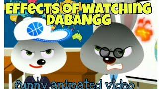 Effects of watching DABANGG movie  / Make joke of manglu / FUNKYPEDIA