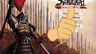 Free Game Tip - Samurai Rebellion