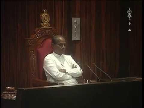 Parliament of Sri Lanka - 04 October 2016 Part 6