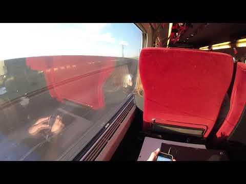 Thalys Train Ride Paris to Brussels   2017   Part 4   1080p 60 FPS