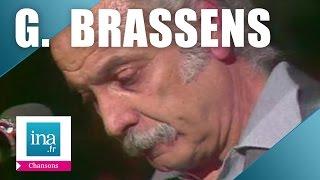 "Georges Brassens ""Cupidon s'en fout"" (live) - archive vidéo INA"