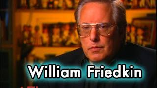 Director William Friedkin on Alfred Hitchcock and VERTIGO