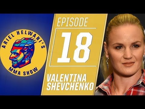 Valentina Shevchenko on training with Cris Cyborg for her title fight | Ariel Helwani