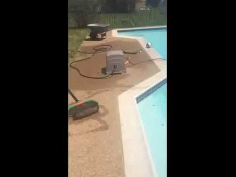 Removing The Leaf Vacuum Bag Youtube