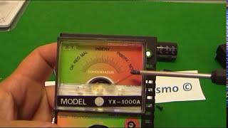 COMPROBADOR CONDENSADORES CASERO Comprobador  Resistencia Serie Condensadores.  E.S.R.  meter(Si te ha gustado el video visita la web www.reparatumismo.org autor: Carlos López., 2011-11-17T08:46:46.000Z)