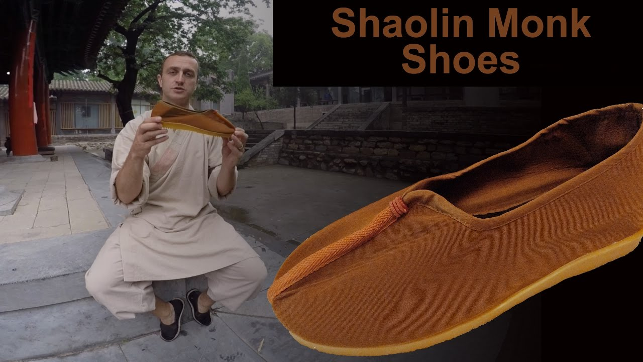 What Shoes Do Shaolin Monks Wear