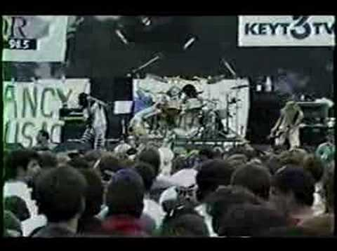 Jane's Addiction - Ted Just Admit It - UCSB 5-6-89
