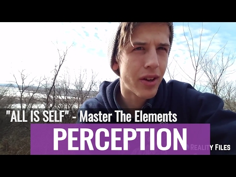 ALL IS SELF ☯😇 Secret of AIRBENDING?? Perception = KEY To The Universe [MUST WATCH ESOTERIC GNOSIS]
