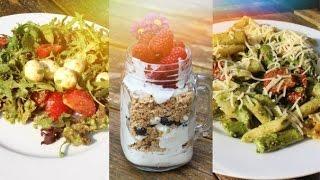 Низкокалорийные рецепты/Правильное питание!!!🍎🍐🍑