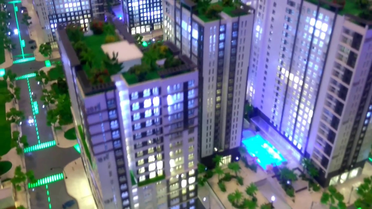 Dự án chung cư căn hộ Kingsway Tower Bình Tân Giá Cực sốc