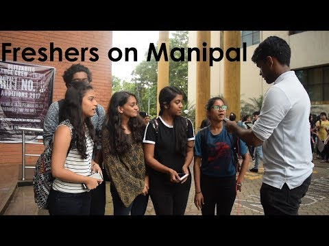 Freshers on Manipal | MiT Live