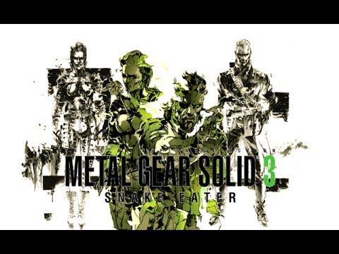Metal Gear Solid 3 Snake Eater - Movie...