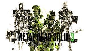 Metal Gear Solid 3 Snake Eater - Movie German /HD [all Cutscenes]