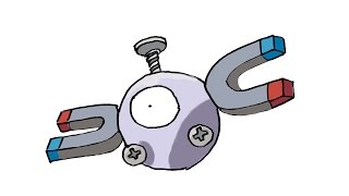 How To Draw Magnemite (POKEMON)